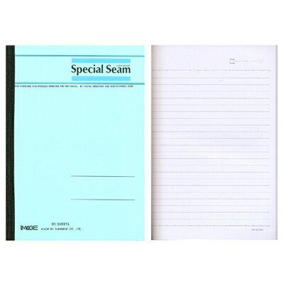 【文具通】CHA SHIN 加新 80125080 25K藍色平裝筆記 80張入 GS80125080