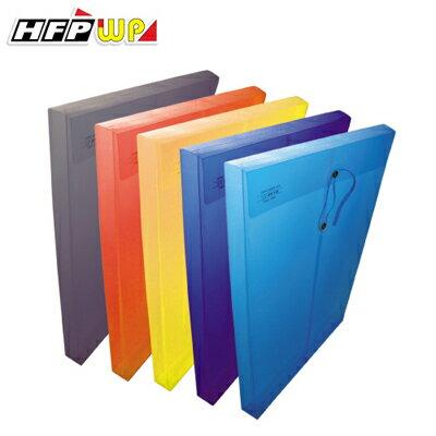 【文具通】霧面文件袋(F/C) 紅 HFGF119R1