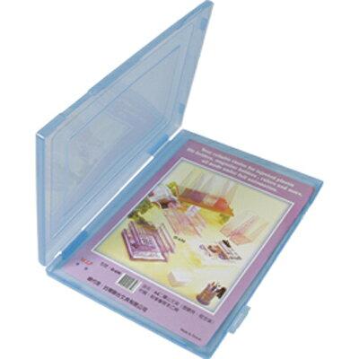 【文具通】3302S# A4資料盒32x23.5x2cm K4050156