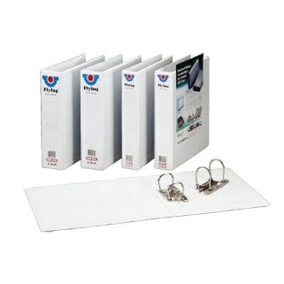 【文具通】雙鶖PVC二孔西德夾3  目錄夾 L1050240