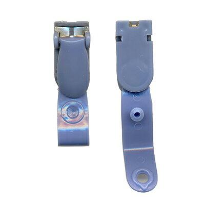 【文具通】塑膠附扣夾子 L1300006