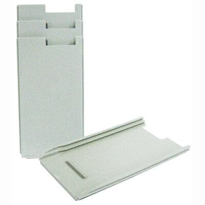 【文具通】優美 考勤卡匣 卡鐘卡片夾 打卡夾 1片裝 僅適用小卡約62x146mm  L3010259