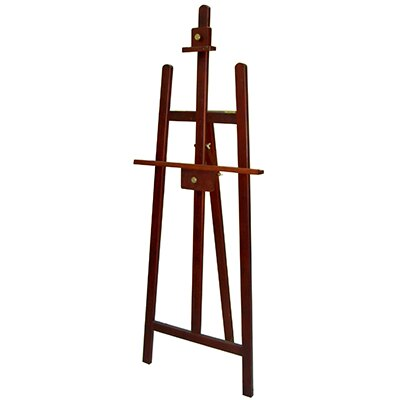 【文具通】仿義大利 室內H型 畫架 5尺約150cm 不含畫板需另購 L3010302