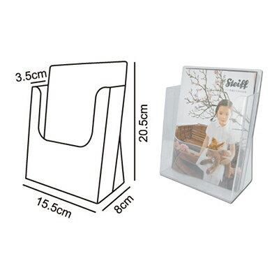 【文具通】W.I.P 韋億 T1621 A5桌上型目錄架 16.2x21.5x8cm L3010463
