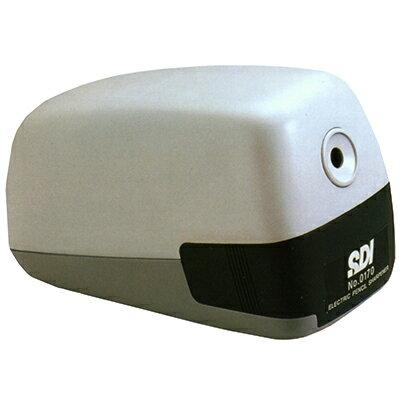 【文具通】SDI 順德0170 電動 削鉛筆機 削筆機 削筆器 筆刨 刨筆器 附固定架 L5010074 L5010074