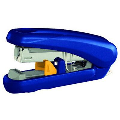 【文具通】PLUS艷彩雙排平針訂書機 藍30-944 L5020170