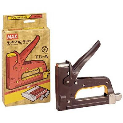 【文具通】MAX 美克司 TG-A 槍型釘書機 L5040001