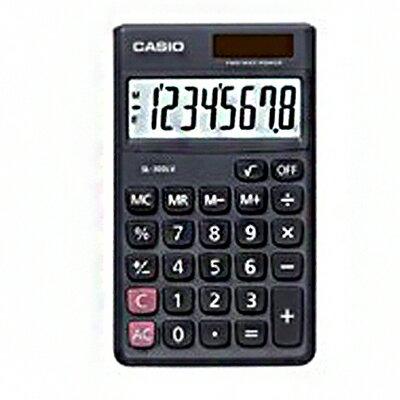 ~文具通~CASIO計算機8位SL~300LV10.8x6.6 L5140006