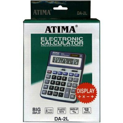 【文具通】ATIMA DA-2L計算機190x143x49mm L5140157