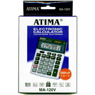 【文具通】ATIMA MA120V計算機138x103x32mm L5140162