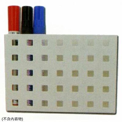 【文具通】W.I.P 聯合 磁性筆筒 C1502(白板筆用) LHC1502