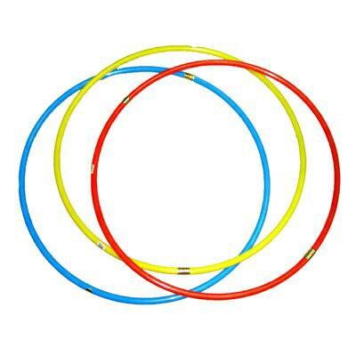 【文具通】塑膠呼拉圈中直徑55cm M2010007