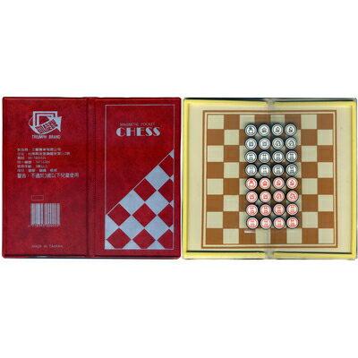 【文具通】TRIUMPH BRAND 凱旋 迷你 磁性 西洋棋 M6010043