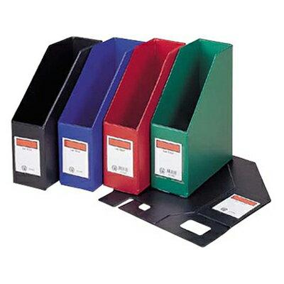 【文具通】LAN CHYN 連勤 PVC 雜誌箱 雜誌架 公文箱 公文架 紅 LC-6330 N1010006