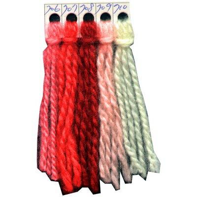 【文具通】PanShing 潘興 毛線素色 706桃紅 N2010092