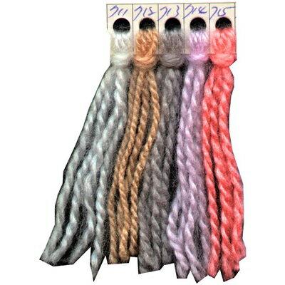 【文具通】PanShing 潘興 毛線素色 711粉藍 N2010097