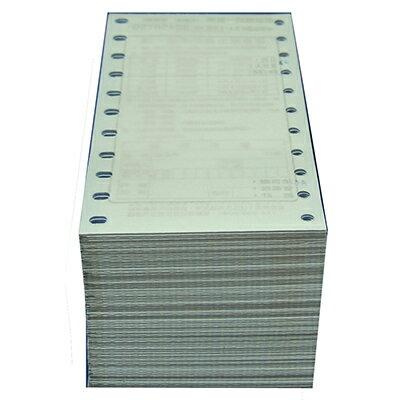 【文具通】讀帳紙[單聯]孔7.5x13.9cm 500入 P1090075