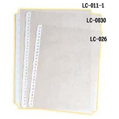 【文具通】加強邊內頁 26孔不穿色紙260x220mm P1100096