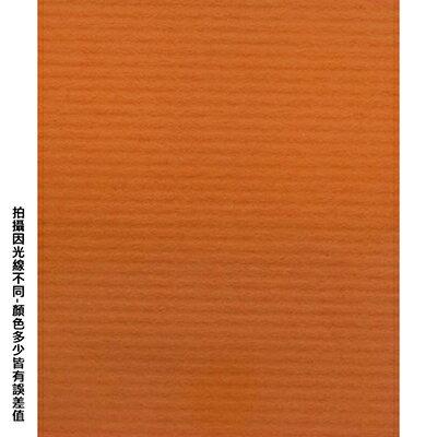 【文具通】全開粉彩紙25橘P1330027