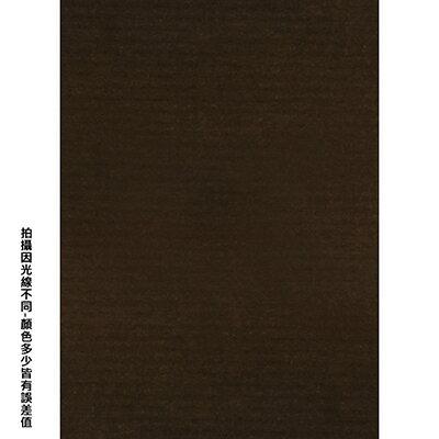 【文具通】A4 袋入咖啡色粉彩紙25入70# P1330210