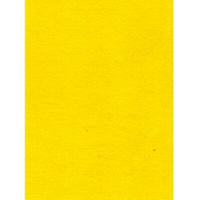 【文具通】對開 對K 書面紙 海報紙 黃色 出貨量為5張 購買前請注意,紙製品不接受退換貨! P1400001