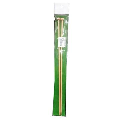 【文具通】PanShing 潘興 圓頭棒針8號 長33cm 直徑0.45cm P2050021