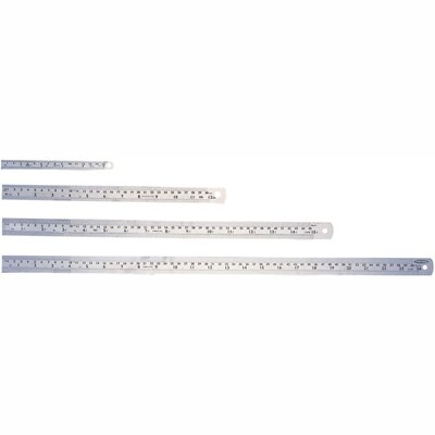 【文具通】鋼直尺 45公分 Q1060003