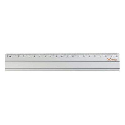 【文具通】Life 20cm高級鋁尺AM020 Q1130023