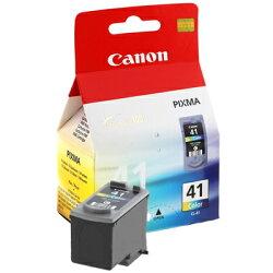 【文具通】Canon 佳能 原廠 墨水匣 墨水夾 CL-41 彩色 R1010350
