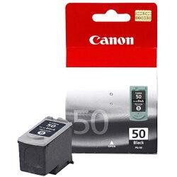 【文具通】Canon 佳能 原廠 墨水匣 墨水夾 PG-50 黑色 R1010372