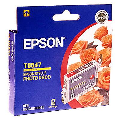 【文具通】EPSON 1800/T0547墨水匣.洋紅 R1010388