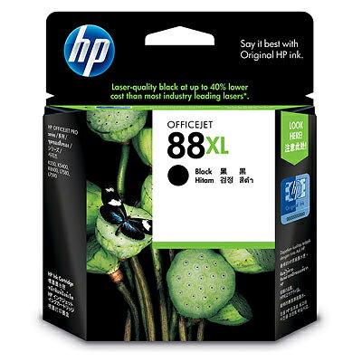 【文具通】HP C9396A 噴墨 印表機 墨水匣 黑 88 R1010463