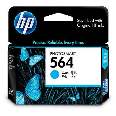 【文具通】HP CB318WA 噴墨 印表機 墨水匣 藍 564 R1010465