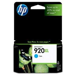 【文具通】原廠 HP 惠普 CD972AA 墨水夾 墨水匣 藍色 920XL R1010470
