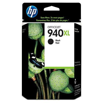 【文具通】HP C4906AA 噴墨 印表機 墨水匣 黑 940XL R1010494