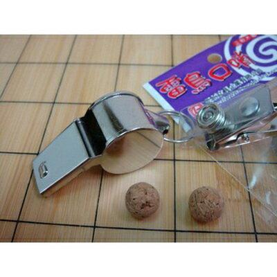 【文具通】MIN SHIN 旻新 高級鐵口哨A 附夾子 LT-102 R4010008