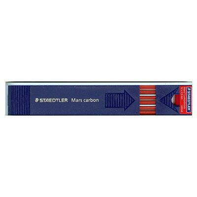 【文具通】STAEDTLER 施德樓 MS204 彩色製圖工程筆芯 紅色 S1010003