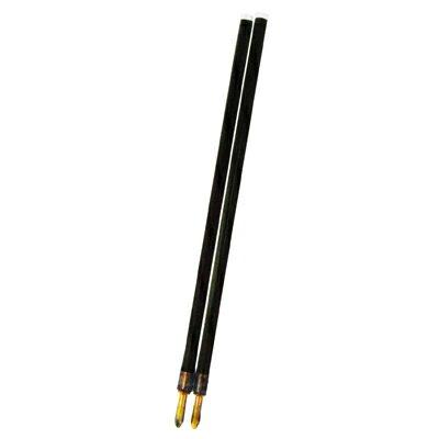 【文具通】利立 伸縮筆 1016 替換筆芯 2支入 藍 S1010284