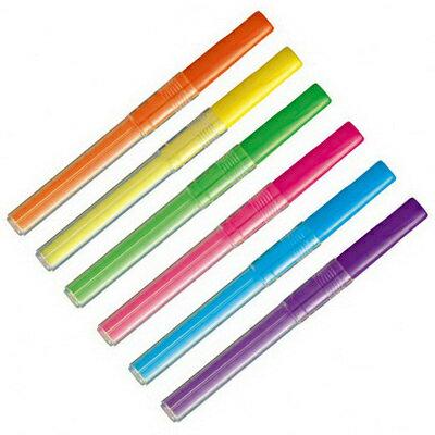 【文具通】Pentel 飛龍SLR3-FO Handy-lineS自動螢光筆筆芯橙 S1010998