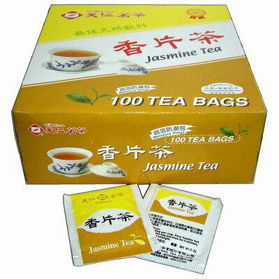 【文具通】天仁防潮包香片袋茶100入 TZ010004
