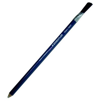 【文具通】STAEDTLER 施德樓 MS52661 打字 橡皮擦 塑膠擦 附尾刷 U1010367