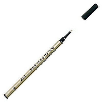 【文具通】WATERMAN 威迪文 鋼珠筆芯 F 黑 WTM-W0112670