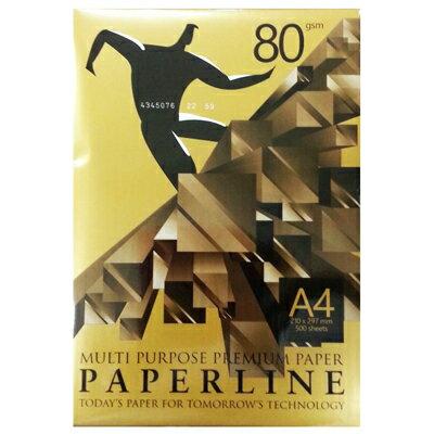 【文具通】APP 亞細亞 PAPERLINE GOLDEN 影印紙 金牌 A4 80gsm
