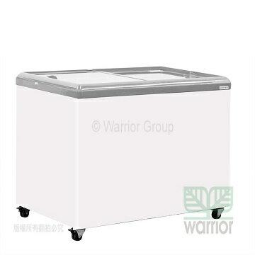 <br/><br/>  Hiron海容 3尺7 平面玻璃推拉冷凍櫃 HSD-358<br/><br/>