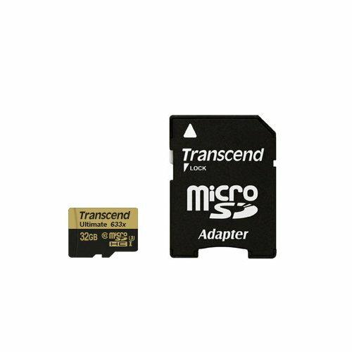 *╯新風尚潮流╭*創見 microSDHC記憶卡 32G 32GB C10 U3 633x 小卡 TS32GUSDU3