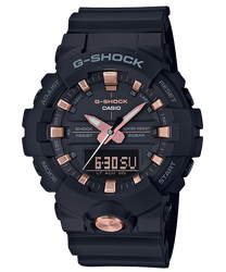CASIO 卡西歐 G SHOCK 獨立秒針數位雙顯計時錶 GA-810B-1A4 54.1mm