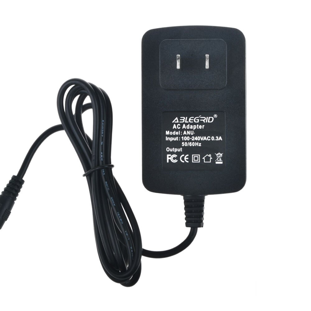 AC//DC Power Adapter Cord For WD Western Digital MY DVR Expander 500GB WD5000f032