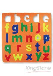 Baby小寫abc磁性學習板