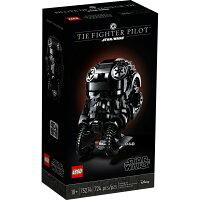 星際大戰 LEGO樂高積木推薦到樂高LEGO   75274 STAR WARS 星際大戰系列 - TIE Fighter Pilot™ Helmet就在東喬精品百貨商城推薦星際大戰 LEGO樂高積木