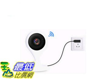 [106玉山最低比價網] 無線網路監控攝影機 720P數字網絡 監控攝像機智能 無線攝像頭